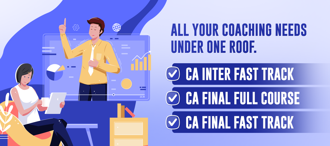 All CA Inter & Final Fast Track Coaching Courses Online