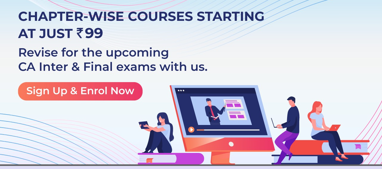 Chapter Wise Courses Starting at Just 99