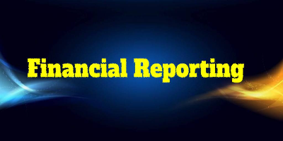 Financial Reporting - JK Shah Online