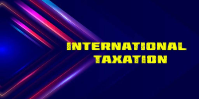 International Taxation CA Subject - JK Shah Online