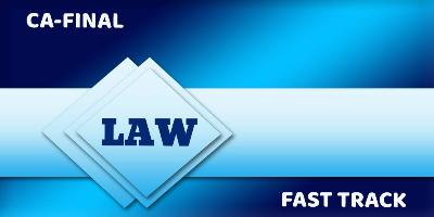 CA Final Law Package - JK Shah Online