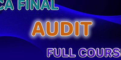 CA Final Audit Full Course | JK Shah Online