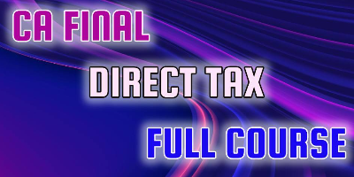 Direct Tax - JK Shah Online