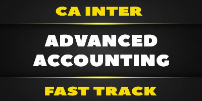 Consolidated Financial Statements (Fast Track)