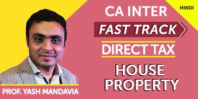Direct Tax Fast Track - JK Shah Online
