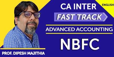CA Inter Advanced Accounting Fast Track - Jk Shah Online