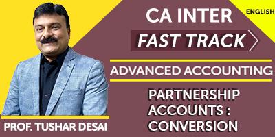 CA Inter Advanced Accounting Fast Track - Jk Shah