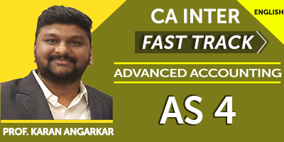 CA Inter Advanced Accounting Fast Track
