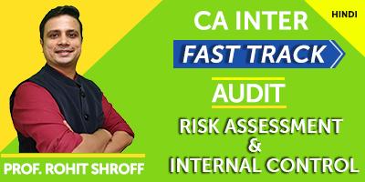 CA Inter Audit Fast Track - JK Shah Online