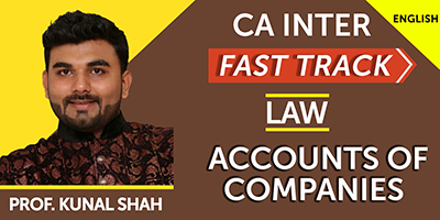 Corporate & Other Laws - JK Shah Online