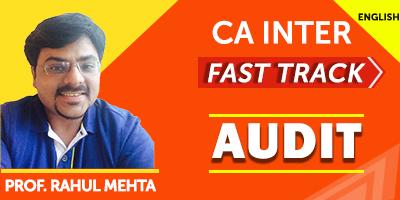 CA Audit - JK Shah Online