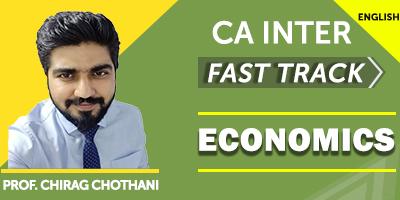 CA Economic Package - JK Shah Online