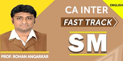 CA Inter Strategic Management Fast Track | JK Shah Online