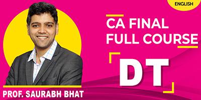 Direct Tax - JK Shah Online