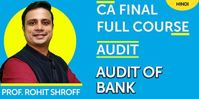 CA Final Audit Full Course | JK Shah Online