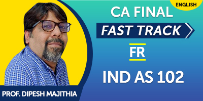 CA Final Fast Track Financial Reporting - JK Shah Online