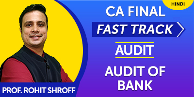 CA Final Audit Fast Track