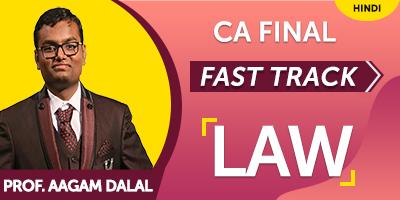 CA Inter Law Fast Track
