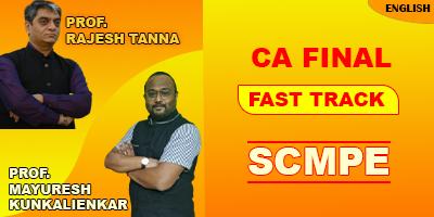 CA Final Strategic Cost Management Fast Track