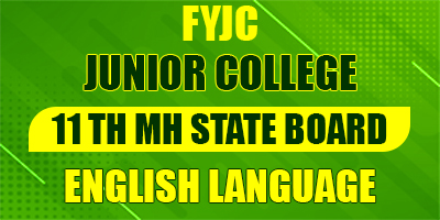 English (11th MH State Board) for March 22